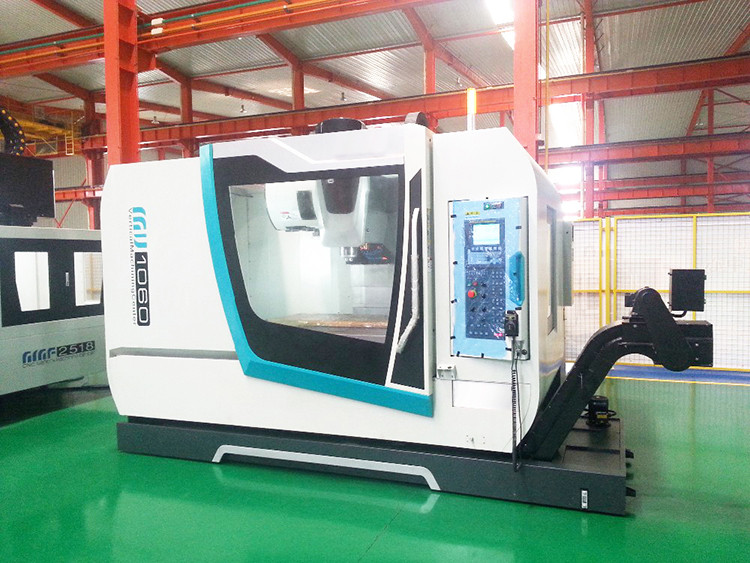 MV1060 Vertical CNC Machining Center / www.drcmachine.com