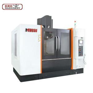 MV650 CNC Вертикальный обрабатывающий центр