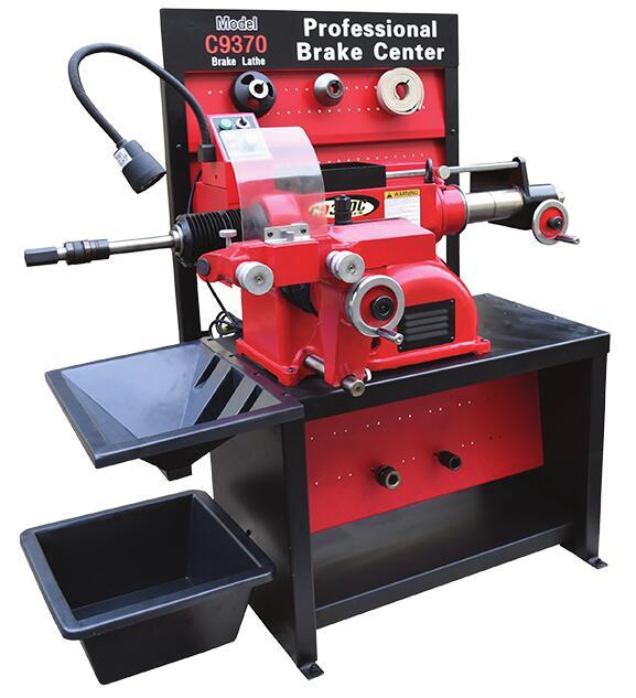 C9370 China Cheap Disc Repair Machine On Car Brake Lathe/www.drcmachine.com