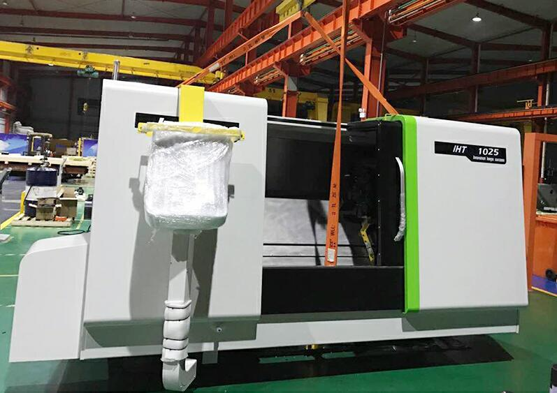 IHT1025 CNC Горизонтальная токарная машина/www.drcmachine.com