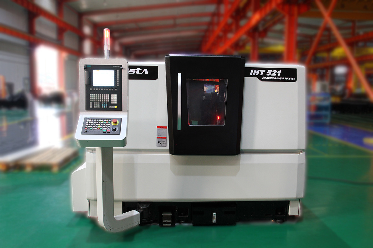 IHT521 CNC Горизонтальная токарная машина/www.drcmachine.com