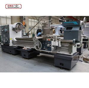 Horizontal Conventional Metal Lathe Machine