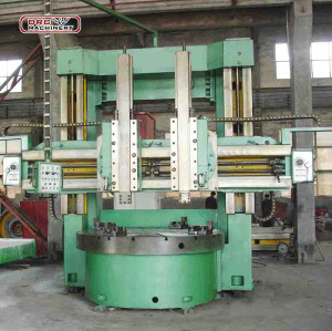 Heavy CNC Double Column Vertical Lathe