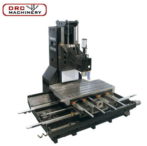 CNC Turret Milling Vertical Machine Center