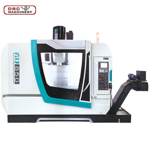 MV850 VMC 850 Spinning Mill Machinery 5 Axis 4 Axis 3 Axis Metal Cheap CNC Turret Milling Vertical Machine Center