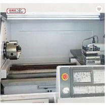 horizontal cnc lathe with bar feeder
