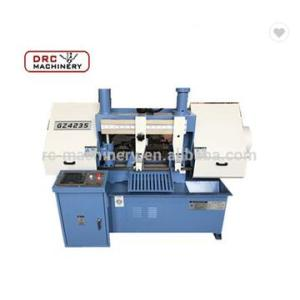 Metal Cutting Band Sawing Machine Dual Column Band saw Machine,horizontal band sawing machine rigid horizontal band saw