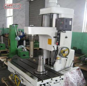 Small Vertical Motorcycle Cylinder Boring Machine