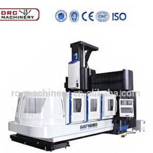 DRC Big Spindle Bore Machine Center CNC Vertical Gantry Machine/3 axis heavy gantry machine center with FUNUC system controller