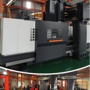 CNC Vertical Gantry Milling Machine