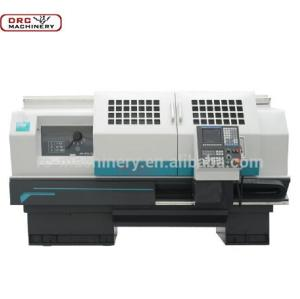CKE61100A Chinese Heavy Duty Horizontal Metal Desktop CNC Cue Repair Lathe Frame Coolant lathe machine