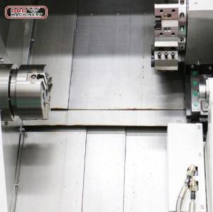 Slant Bed CNC Turning Lathe
