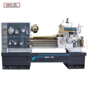 CDS6132 Manufacturer Price Heavy Duty Horizontal Metal Engraving Small Lathe Machine 750 mm