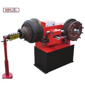 T8465 Heavy China High Quality and Speed On Car Automatic Brake Disc Drum Lathe Price for Sale