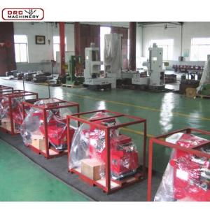 On Car Automatic Brake Disc Drum Lathe