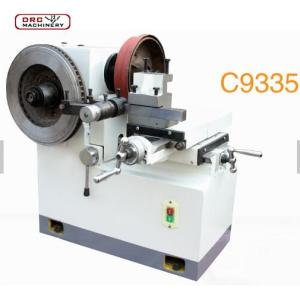 C9335 China Low Price High Precsion Automatic On Truck Car Brake Disc Drum Lathe For Sale