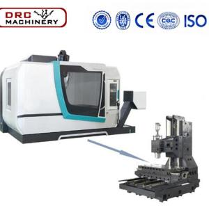 MVL1165 Haas Cheap Hobby Metal Aluminium Body 5 Axis 4 Axis 3 Axis Milling CNC Machine Center