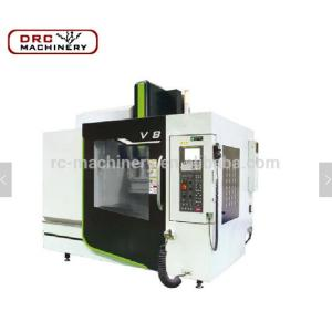 V8 High Speed CNC 5 Axis Top Supplier Vertical Machining Center Smart Mini VMC Machine Price