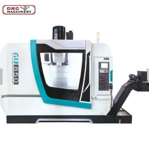 China Günstige VMC850 Fanuc VMC Kleine 5 Achsen Hobby Metall CNC Gravur Und Fräsen Boring Vertival Maschine Center