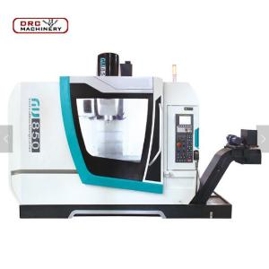China Cheap VMC850 Fanuc VMC Small 5 Axis Hobby Metal CNC Engraving And Milling Boring Vertival Machine Center