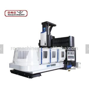 DRC Brand Heavy Duty GMF2518 Big Spindle Bore Machining Center CNC Vertical Gantry Milling Machine