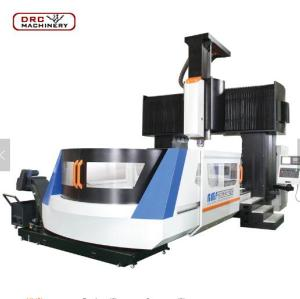 GMF3032 High Precision Metal Cutting Machine Vertical 5 Axis Gantry CNC Milling Machining Center Price