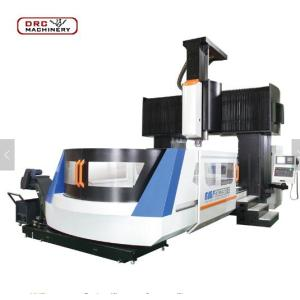 GMF3032 High Precision Metal Cutting Machine Vertical 5 Axis Gantry CNC Milling Machining Center Price