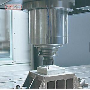 Vertical 5 Axis Gantry CNC Milling Machining Center