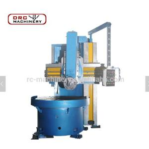 DRC Brand Heavy Duty Metal Cutting Machine CK5112 CNC Single Column VTL Vertical Turning Lathe Price For Sale