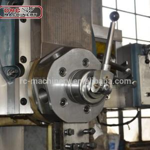 CNC Single Column VTL Vertical Turning Lathe