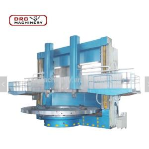 Drc Brand High Quality CK5263 Heavy Duty CNC VTL Double Column Vertical Lathe Machine Price
