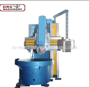 DRC Brand Heavy Duty CK5131 Turning Wheel Cutting CNC Vertical Lathe Machine Price