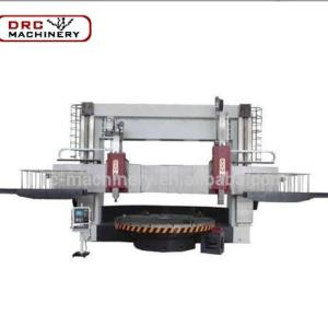 DRC Brand Heavy Duty C5240 Metal Spinning Vertical Specification Turret Lathe Machine