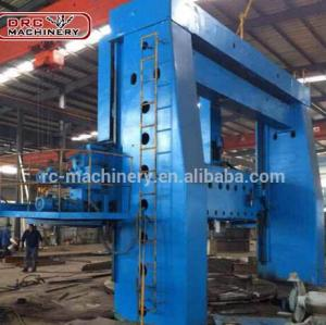 Heavy Duty Metal Vertical Turret Lathe Machine