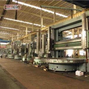 Heavy-Duty Large Double Column CNC Vertical Lathe Machine