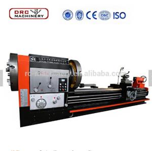 DRC conventional Pipe Threading Lathe Q1327,pvc cnc pipe thread lathe,Spindle large hole pipe thread lathe.