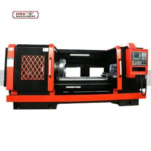 CNC Oil Country Used Lathe QK1313 Horizontal High Speed Drill Pipe Thread Machine