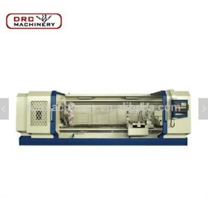 DRC Brand New Arrival Customization QK1343 Oil Stainless Steel Pipe Threading Lathe Machine