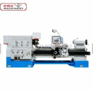DRC Brand Big Spindle Bore Q1319-1B Large Diameter Pipe Threading Machine Oil Country Lathe CQ6230 Bench Lathe