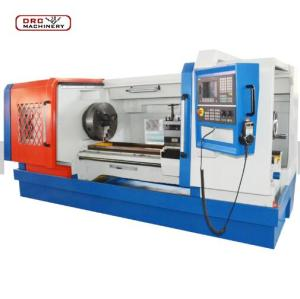 QK1322 New Design Heavy Duty High Speed Large Spindle Precision Bench CNC Oil Country Lathe