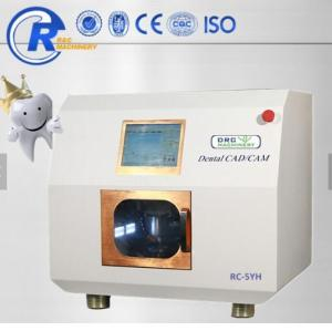 RC-5YH Full touch control system zirconia dental cad cam milling machine 5 axis