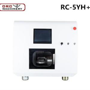 DRC 5YH+ Precision 5 axis CNC CAD CAM Dental Milling Machine Dental Lab Equipment Supply Acculturate Milling Process
