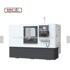 DRC Brand High Quality End Facing Machine Z500 Flat Bed Face CNC Lathe Endfacing Milling and Drilling Machine Tool For Auto Part