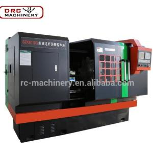 DRC Brand High Precision Automatic CNC Lathe SZK8010G Crankshaft Grinding Machine For The Crankshaft Machining