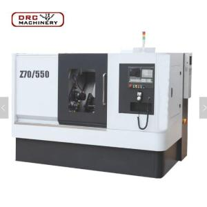 New Arrival Z120/680 Face Milling Center Drilling Electrical CNC Turret Heavy Duty Instrument Lathe Machine