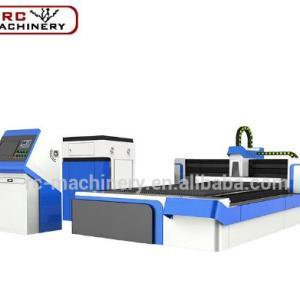 DRC Marke Gute Qualität RCFCP3015A 6000 Watt Mini Flachbett CNC Metallfaser Laserschneidmaschine Preis