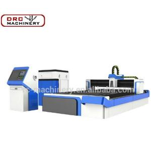 DRC Brand Good Quality RCFCP3015A 6000W Mini Flatbed CNC Metal Fiber Laser Cutting Machine Price