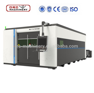 DRC Brand High Power RCFCP4020F 6000W Die Board Laser Cutting Machine For 1mm Gold or Aluminum etc.