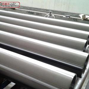 3-stage 50 Ton Long Stroke Lift Hydraulic Cylinder