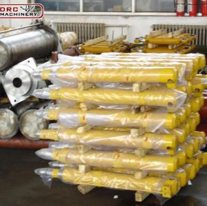 4 Stage China Hydraulic Telescopic Ram Cylinder